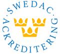 ACkreditering SWEDAC